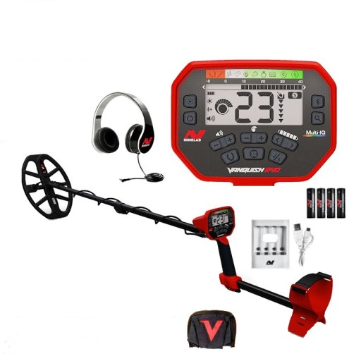 Wykrywacz Metali Detektor Minelab Vanquish 540 9282488585 Allegro Pl