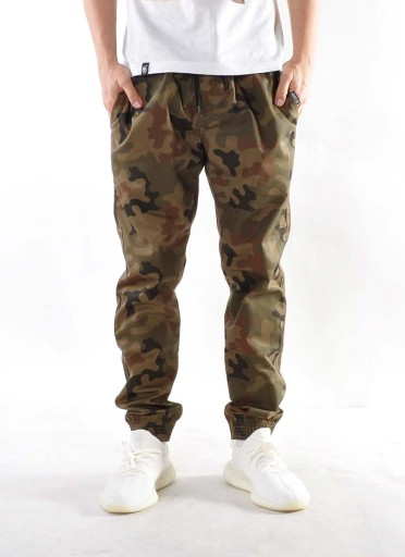 Spodnie M Bossline Casual Jogger Moro Camo 8483507238 Odzież Męska Spodnie HL AWTIHL-5