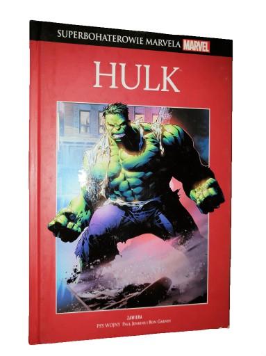 Hulk - Superbohaterowie Marvela tom 5