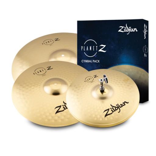 Zildjian Z Planet ZP4PK Promo zestaw talerzy + pał