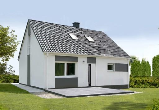 Dom Bez Pozwolenia Projekt Domu 35 M2 8784679786 Allegro Pl