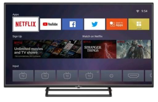 TV LED SMARTTECH SMT32N30HV SMART WiFi