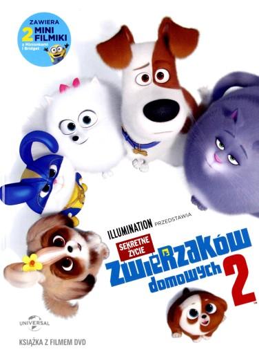 SEKRETNE ŻYCIE ZWIERZAKÓW DOMOWYCH 2 (DVD)