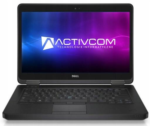 Do Pracy Zdalnej Dell E5450 I5 8gb 240ssd W10 Sklep I Laptopy Dell Allegro Pl