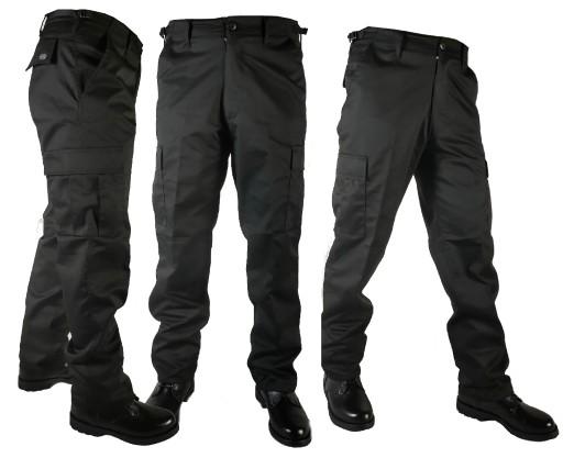 Spodnie Wojskowe Policyjne BojÓwki Ochrona r XL 10741872349 Odzież Męska Spodnie JO XIRDJO-2