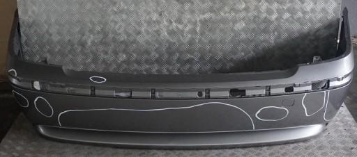 BMW E65 E66 E67 BRANIK ZADNJA STRANA STERLINGGRAU