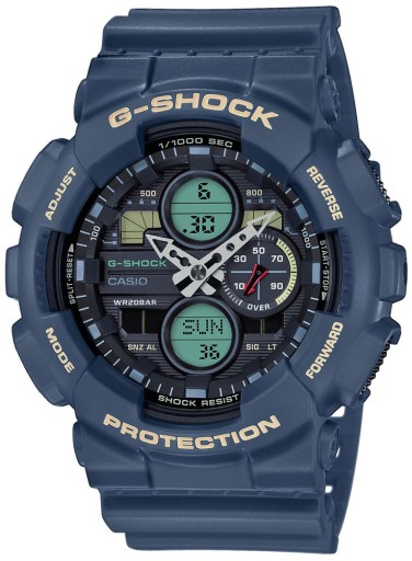 Zegarek Casio G-SHOCK GA-140-2AER ORYGINAŁ PL GW