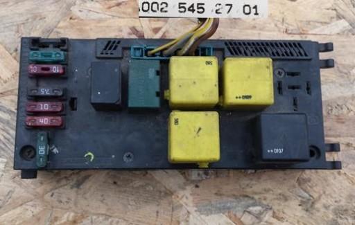 FUSE BOX MERCEDES E W210 0025452701