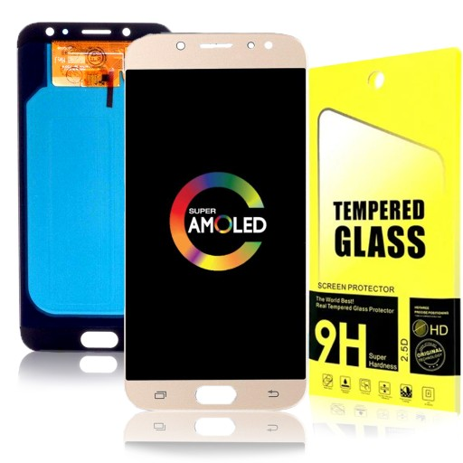 ___WYŚWIETLACZ LCD SAMSUNG J5 J530 2017 AMOLED