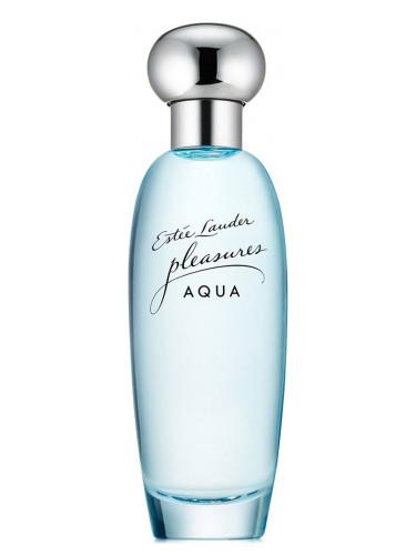 estee lauder pleasures aqua