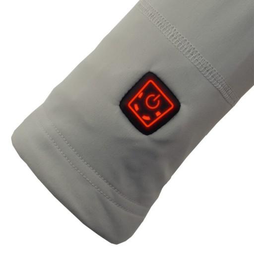 Bluza ogrzewana elektrycznie Glovii szara S 10102687404 Odzież Męska Pozostałe JL JCRTJL-9