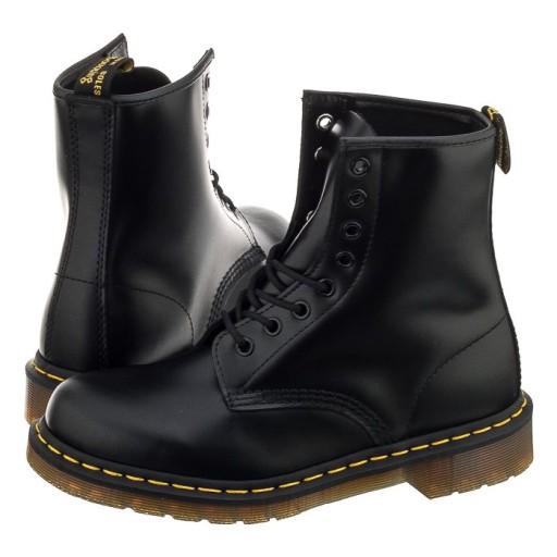 buty na codzień najlepszy dostawca Najlepiej Buty Glany Dr Martens 1460 Black Smooth Czarne