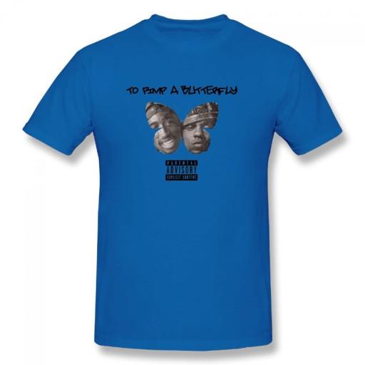 Kendrick Lamar To Pimpmeski podkoszulek t-shirt 10670767408 Odzież Męska T-shirty LR PQZHLR-4