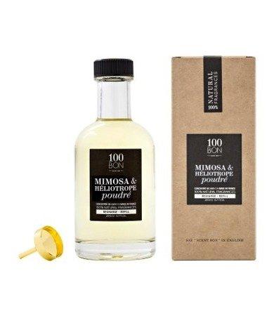 100bon mimosa & heliotrope poudre