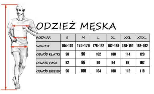 SPODENKI MĘSKIE 4F H4L20-SKMT002 M 10105862452 Odzież Męska Spodenki KT LDECKT-7