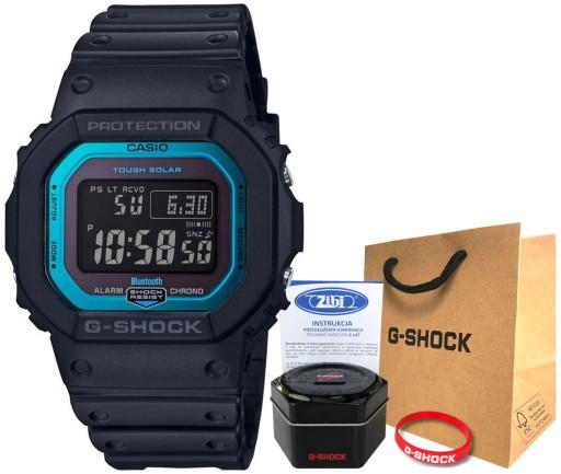 Zegarek Casio G-SHOCK GW-B5600-2ER hologram