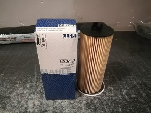 OIL FILTER MAHLE OX174D
