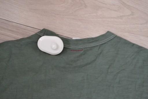 Champion Snyder koszulka męska 100% bawełna S 10771386418 Odzież Męska T-shirty IK ZZDDIK-3