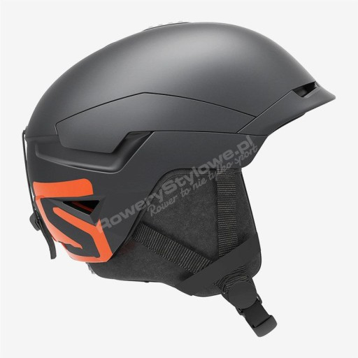 Kask narciarski Salomon Quest Access Black sezon 2020