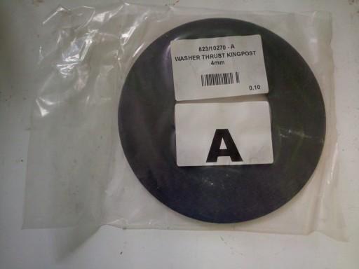 TARPINE PABAIGA 4mm JCB 3CX 4CX 823/10270
