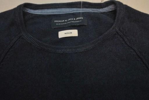 U Modny Wygodny Sweterek Jack Jones M z USA! 10074733923 Odzież Męska Swetry SF QVVTSF-7