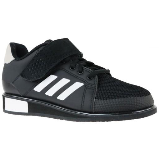 Adidas sportowe damskie czarne r.42