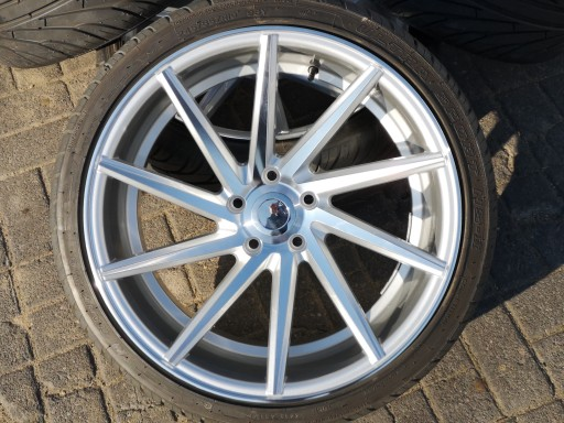 Wklesle THE WHEEL RIMS 19 AUDI A4 A5 A6 MERCEDES Vw