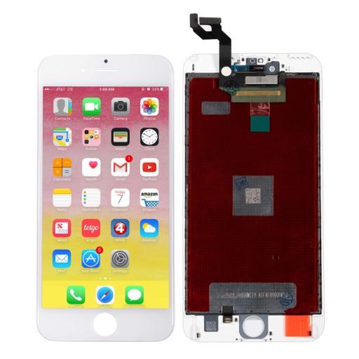 EKRAN LCD DOTYK BIAŁY DO IPHONE 6S