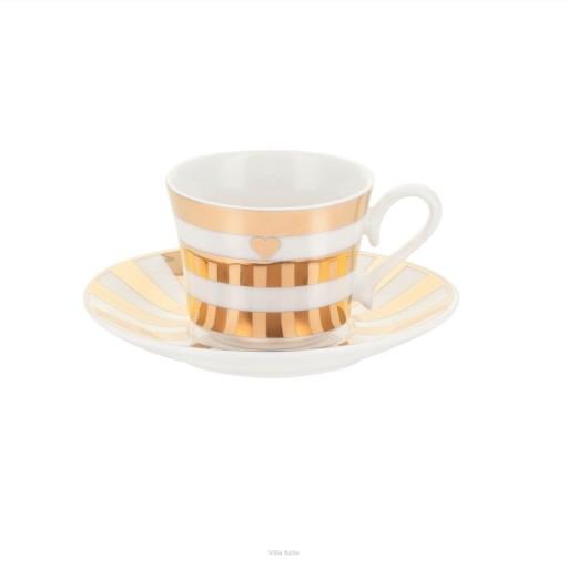 Serwis kawowy espresso PREMIUM Villa Italia 6/12