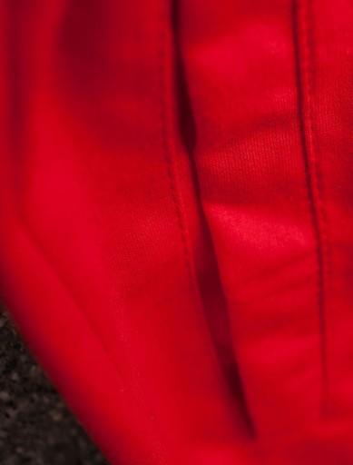 L - SPODNIE MĘSKIE DRESOWE NA ŚCIĄGACZU 9825987048 Odzież Męska Spodnie BJ ZMCMBJ-8