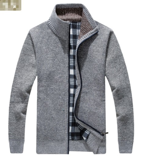 dziewcząt ciepły sweter z dzianiny Dzianina męska 9814395787 Odzież Męska Swetry GV AGLBGV-3