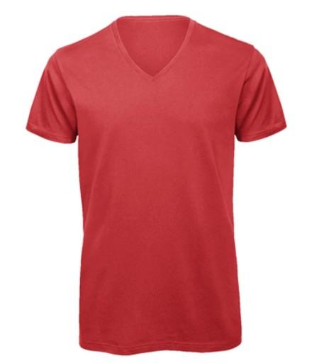 Koszulka męska V-Neck 10166903539 Odzież Męska T-shirty XR PTTRXR-8