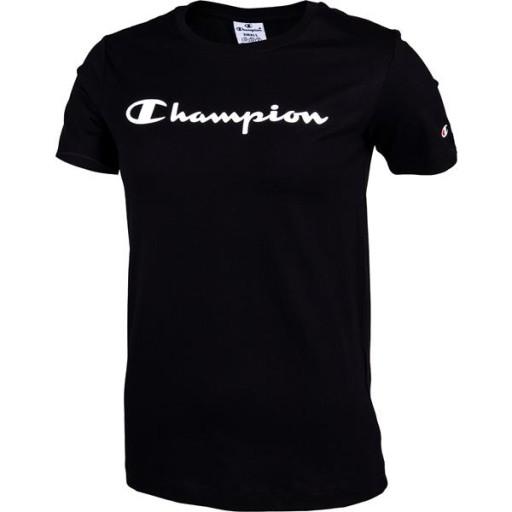 Champion CREWNECK TEE 112602KK001 S 10591665165 Odzież Męska T-shirty QT DXJUQT-4