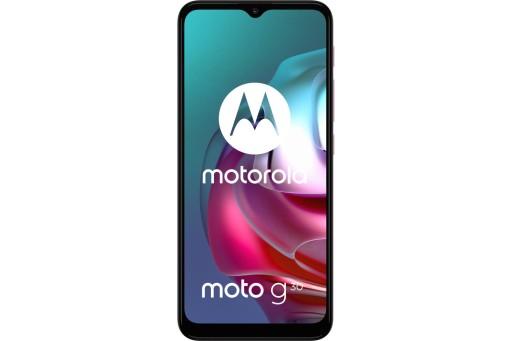 Motorola Moto G30 6 128gb Nfc 90hz Lte Pastelowa 10433097092 Sklep Internetowy Agd Rtv Telefony Laptopy Allegro Pl