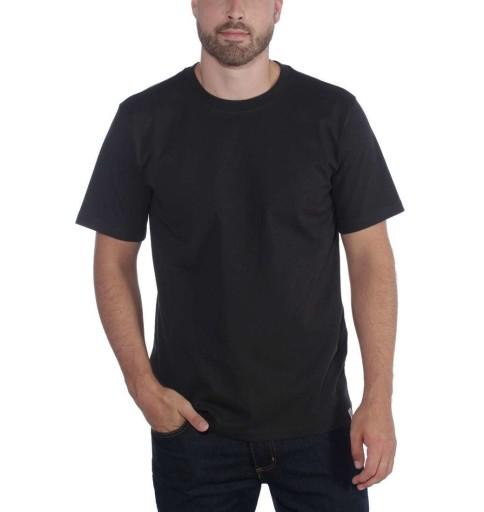 Koszulka Carhartt Workwear Solid T-Shirt Black M 10703479011 Odzież Męska T-shirty EH GJDBEH-9