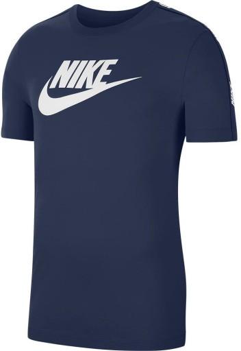 KOSZULKA MĘSKA SPORTOWA BAWEŁNA SPORTSWEAR NIKE 10086995070 Odzież Męska T-shirty MX KBZHMX-9