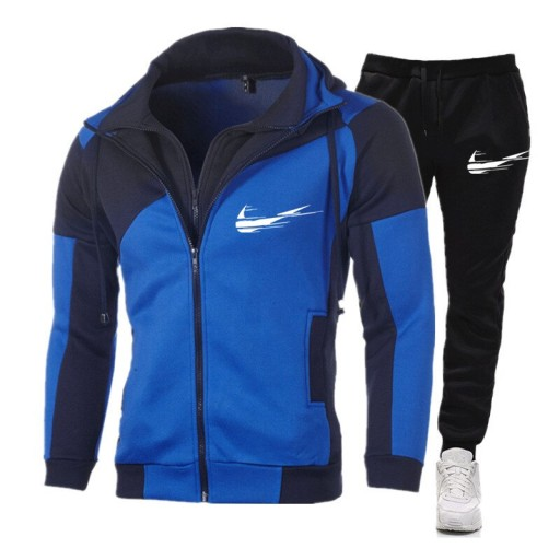 DRES KOMPLET bluza+spodnie 10416593850 Odzież Męska Komplety LR DWCSLR-8