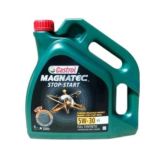 OLEJ CASTROL MAGNATEC START&STOP 4L 5W30 A5