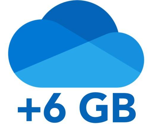 OneDrive.com 6GB DOŻYWOTNIE DOŁADOWANIE
