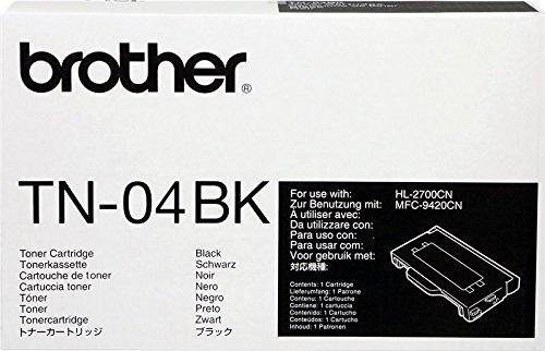 BROTHER TN04BK czarny toner oryginalny HL2700C