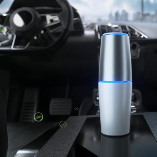 Sterylizator powietrza UV USB do aut/ do mieszkań