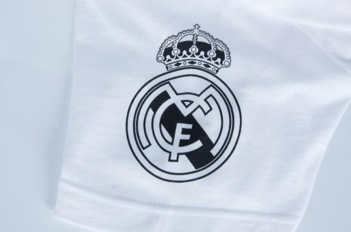 ADIDAS REAL MADRID MADRYT KOSZULKA T-SHIRT -50% XS 10410407717 Odzież Męska T-shirty TV WGFMTV-5