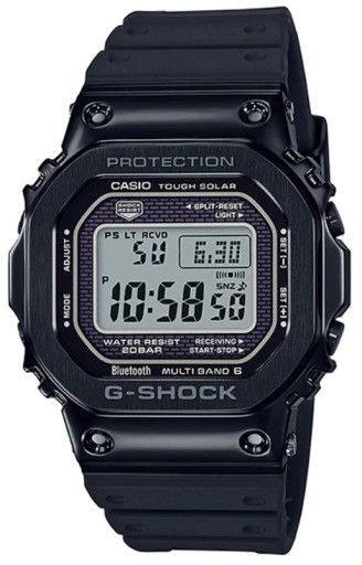 Zegarek Casio G-SHOCK GMW-B5000G-1ER hologram
