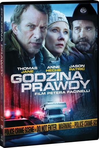 GODZINA PRAWDY (DVD)