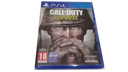 Call Of Duty Wwii Druga Wojna Swiatowa Stan Uzywany 9016832261 Allegro Pl
