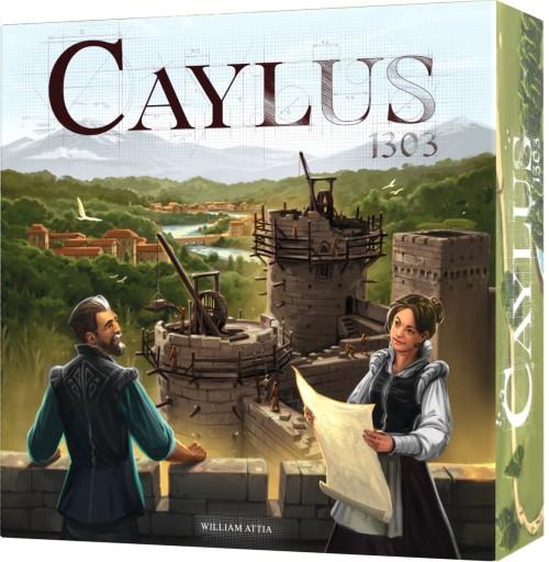 Rebel Caylus 1303 (edycja polska)