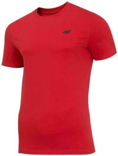 koszulka męska 4F NOSH4-TSM003 r L 10751768688 Odzież Męska T-shirty UR GFHSUR-4