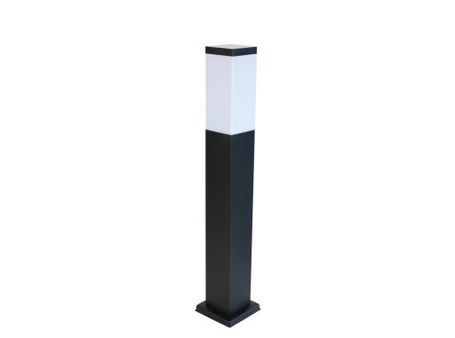 LAMPA ogrodowa STOJĄCA 45cm zewnętrzna SŁUPEK