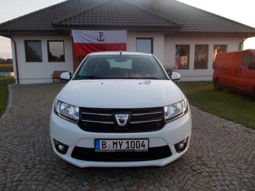 Dacia Sandero II Hatchback 5d 1.5 dCi 90KM 2014