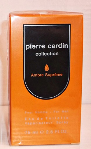 pierre cardin pierre cardin collection - ambre supreme